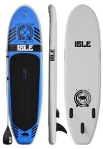 Isle 10ft Inflatable Stand up paddle board reviewed