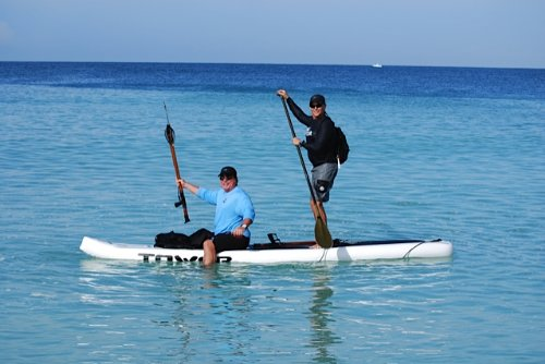 Tower Xplorer 14' Inflatable SUP Review 2