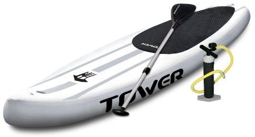 Tower Xplorer 14' Inflatable SUP Review