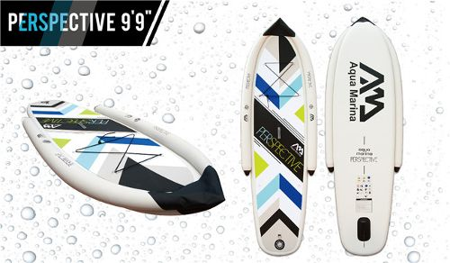 Aqua Marina 9ft 9in Perspective inflatable SUP Board Review