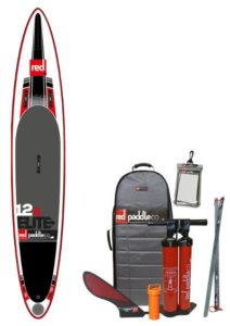 "Red Paddle Co ELITE 12'6"" inflatable SUP Board Review"