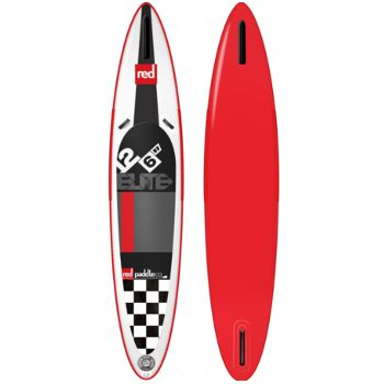 Red Paddle Co Elite 12ft 6in inflatable SUP Board Review