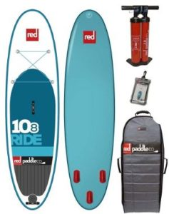 "red paddle co ride 10'8"" 2016 sup Board Review"