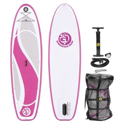 AHSUP Airhead Bliss 930 inflatable Stand up Paddle Board Package