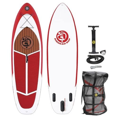 AIRHEAD Cruise 930 inflatable SUP board review