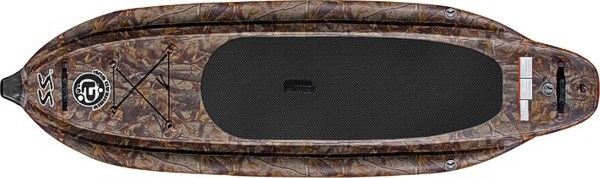 Airhead AHSUP-3 SS Camouflage Inflatable SUP Review