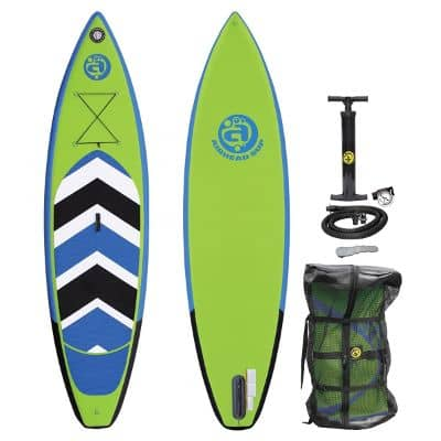 Airhead Pace 1030 inflatable stand up paddle Board Review