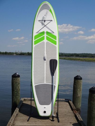 Blue Wave Sports Manta Ray 12 inflatable sup board review