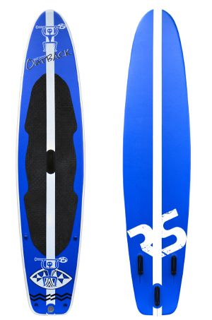RAVE Sports Outback Inflatable SUP Board Review