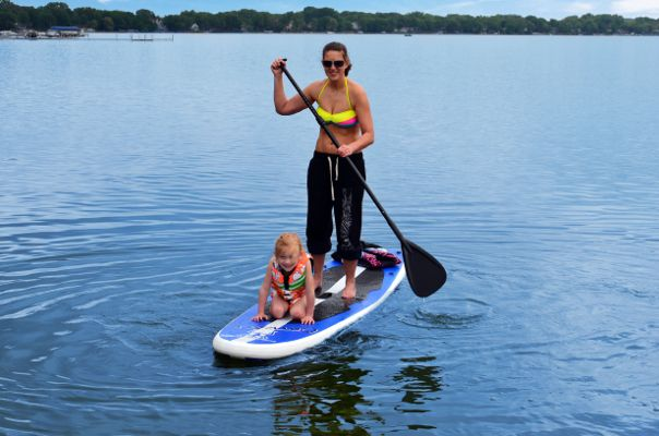 RaveSports Outback Inflatable Stand up Paddle Board Review