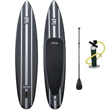 "Tower Paddle Boards iRace 12'6"" Review"