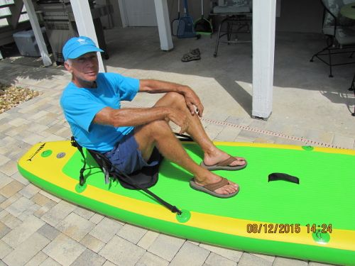 Wakooda GT150 inflatable SUP Board Review