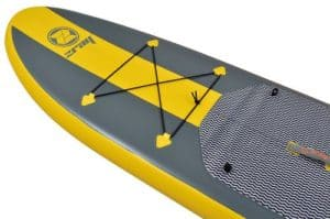 "ZRay X2 10'10"" inflatable SUP board Review"