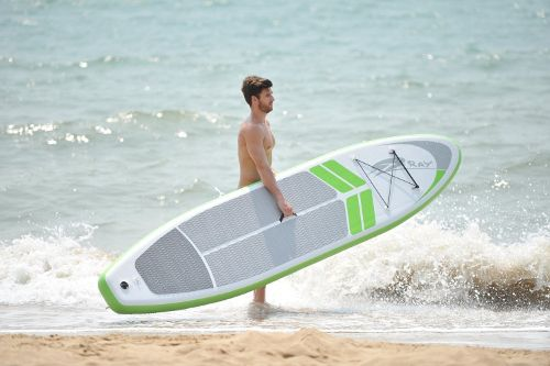 Zray 12' inflatable sup board review