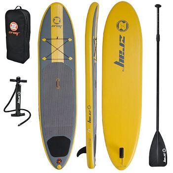 Zray X2 inflatable SUP board Review