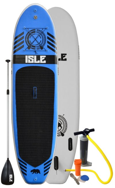Isle 10ft Inflatable Stand Up Paddle Board