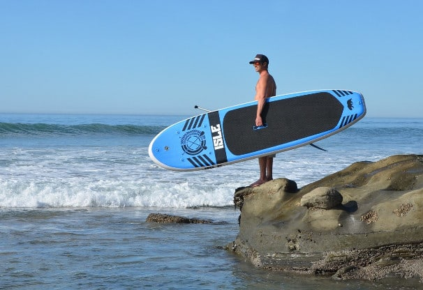 Isle 10ft Stand Up paddleboard review