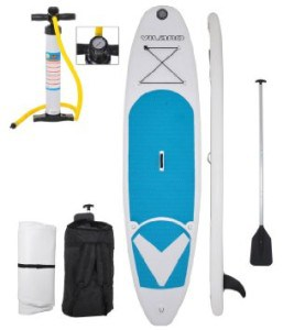 Vilano Journey 10 Inflatable SUP Stand up Paddle Board Review