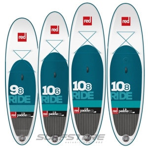 Reviews of Red Paddle Co Ride Inflatable Stand Up Paddle Boards