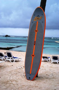 Reviewing Solstice Bali inflatable stand up paddle board
