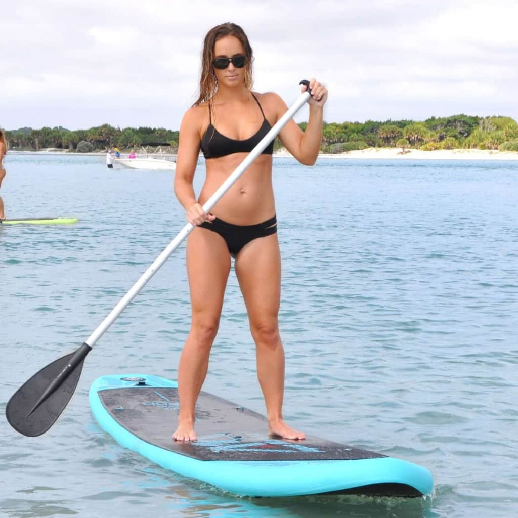 Aqua Marina Vapor Inflatable Stand Up Paddle Board review 2