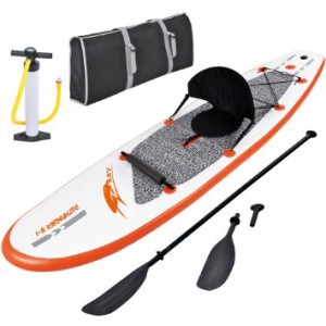 Blue Wave Sports Stingray Inflatable Stand Up Paddleboard Review