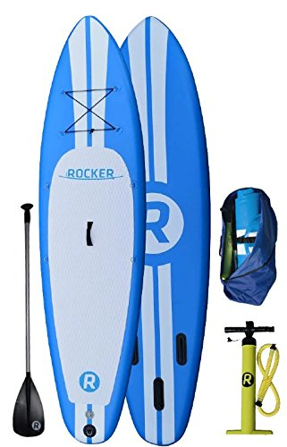 iRocker 10 Inflatable SUP board review
