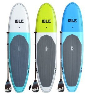 "ISLE 10"" 5' inch Versa stand up paddle board - colors"
