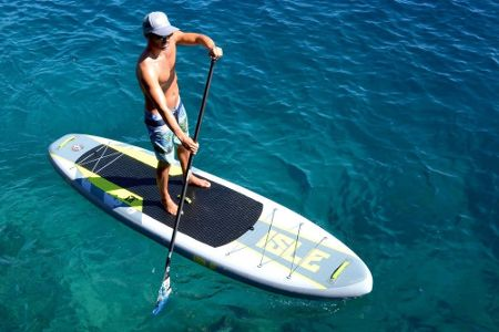 ISLE Airtech Explorer 11ft. Inflatable Stand Up Paddle Board Review
