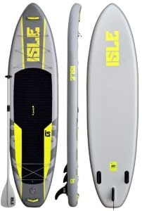 ISLE Explorer 11ft. Inflatable Stand Up Paddle Board Review
