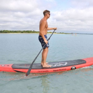 Inflatable Paddle Board by Aqua Marina - Monster - 12ft