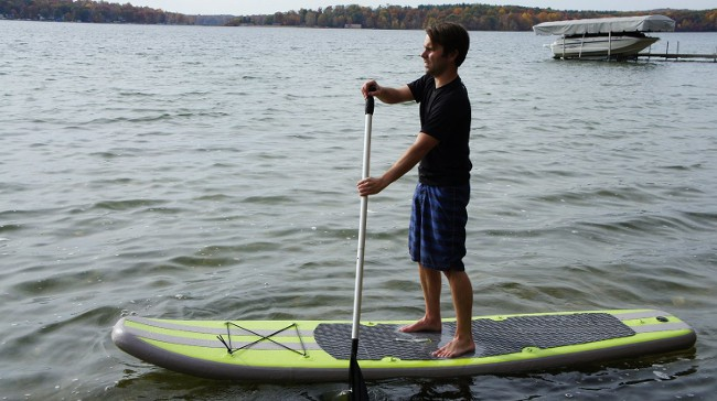 Outdoor Tuff OTF-10326SUP Inflatable SUP Review 2