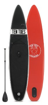 Ten Toes 12ft Emporium theGlobetrotter inflatable sup review