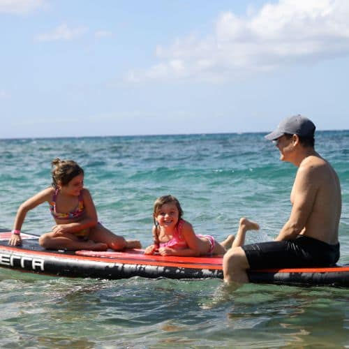 XTERRA Boards 10 Foot Inflatable SUP Package Review 3