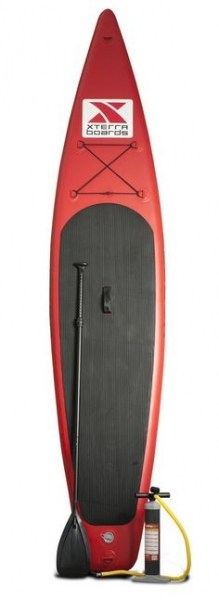 XTERRA Touring 12-feet 6-inches Inflatable SUP Board Review