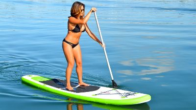 Aqua Marina SPK-1 All Around Inflatable SUP board review