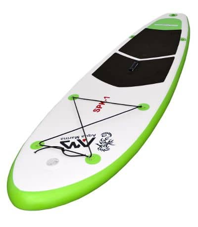 Aqua Marina SPK-1 Stand up paddle board review