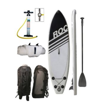 Roc 10 6 Quot Inflatable Stand Up Paddle Board Review