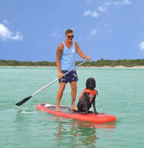 Vilano Voyager Inflatable Stand up paddle Board Review