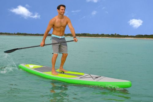 vilano inflatable touring stand up paddle board review