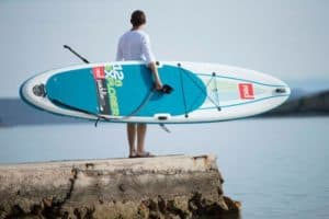 "2016 Red Paddle Co 12'6"" Explorer SUP Board Review"