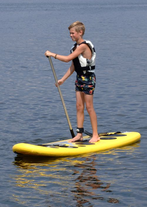 Aqua Marina Vibrant inflatable stand up paddle board