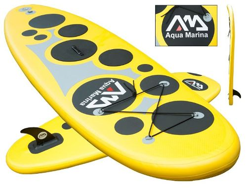 Aqua Marina Vibrant Stand-Up Paddle Board Review