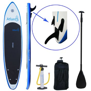 "Atlantis 10'6"" Inflatable SUP Board Review"