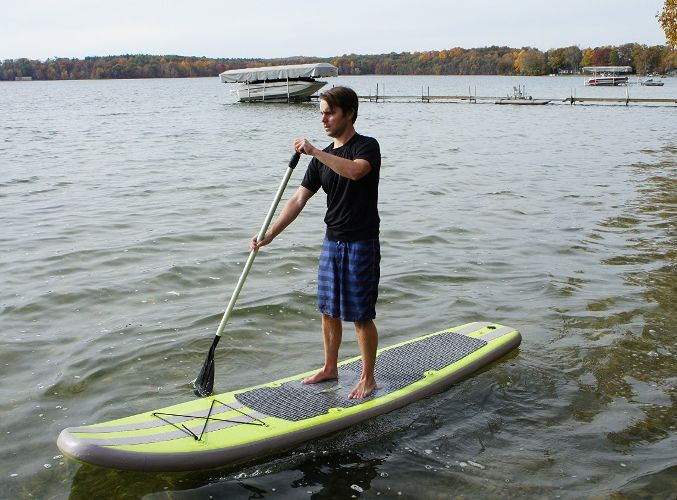Outdoor Tuff OTF-94314SUP Stand up paddle board review