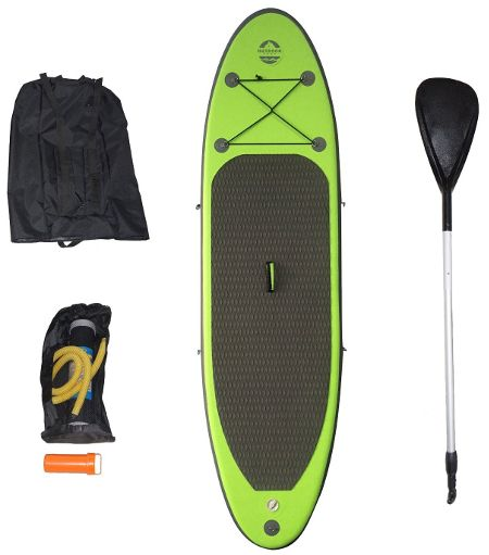 Outdoor Tuff OTF-94314SUP inflatable stand up paddle board review