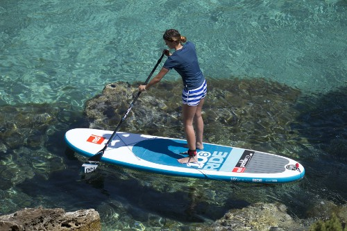 "Red Paddle Co 10'6"" Windsurf inflatable SUP Board Review"