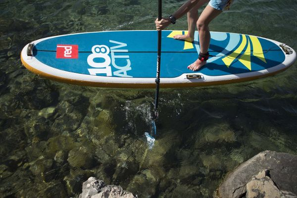 Red Paddle Co ACTIV inflatable SUP Board