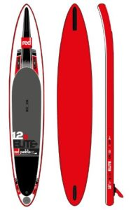 Red Paddle Co ELITE 12 6 inflatable SUP Board Review