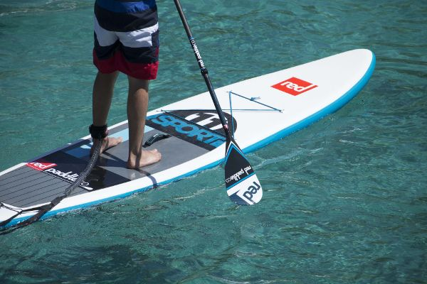 Red Paddle Co Sport 11 0 Quot Inflatable Sup Board Review